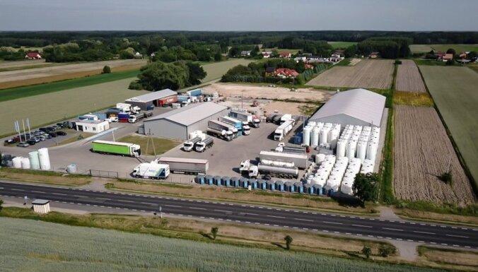 CrossChem AdBlue rūpnīca Polijā